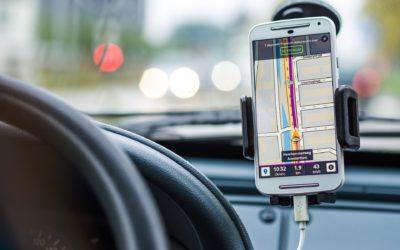 Monitoring GPS a praca firmy logistycznej